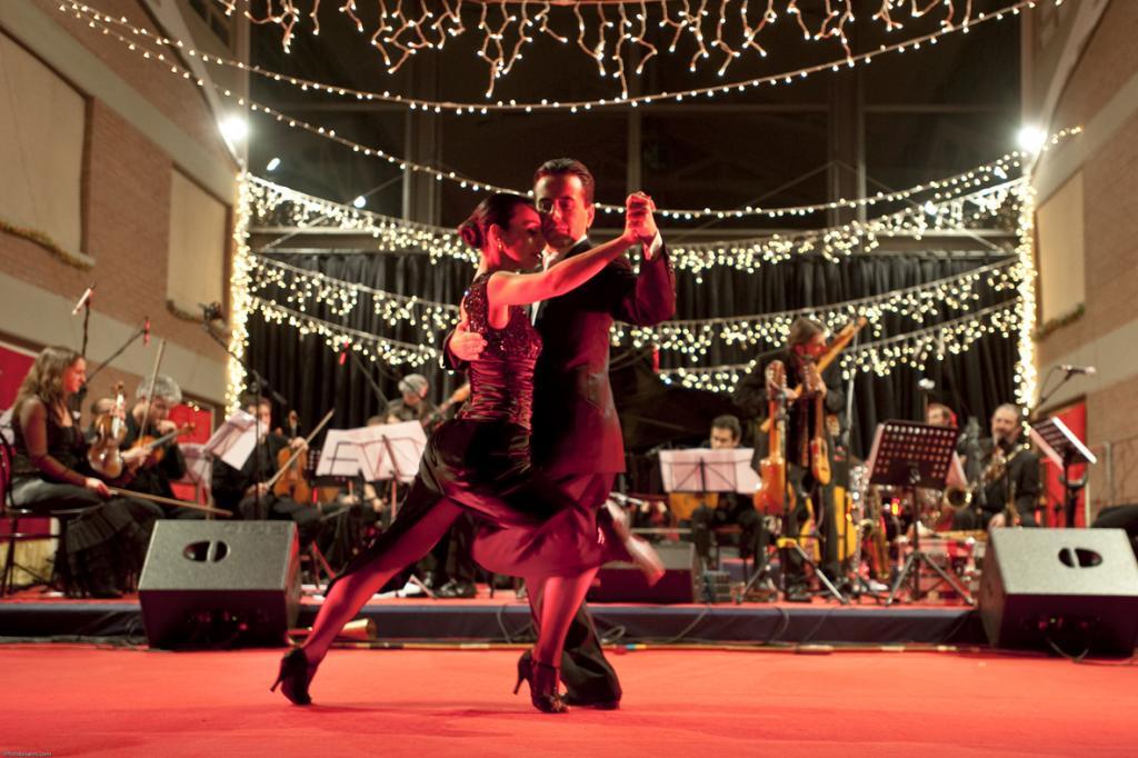 Ballo di tango