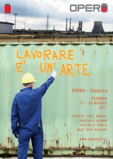 La locandina di Opera