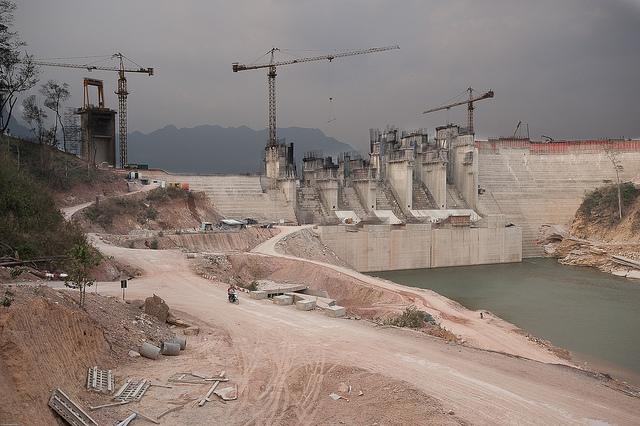 Progetto idroelettrico Theun Hinboun - Laos
