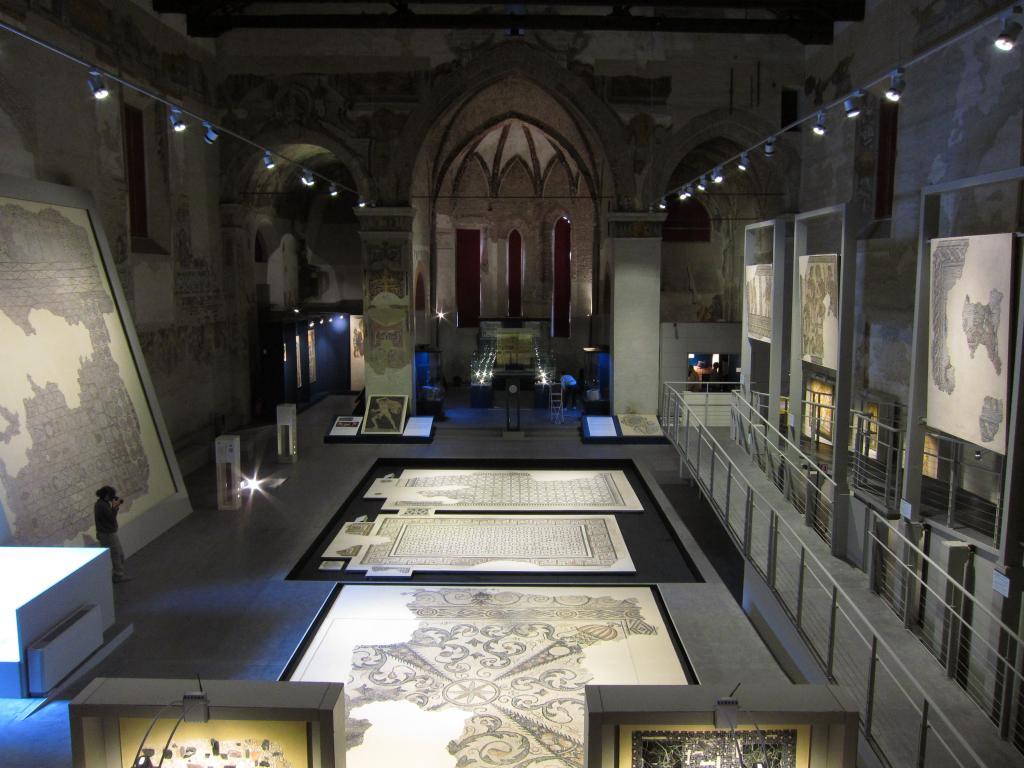 Tamo, la nuova mostra di Ravennantica