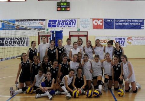 Le due squadre finaliste del torneo della Teodora